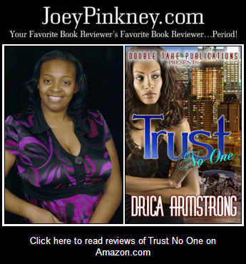5 Minutes, 5 Questions With… Drica Armstrong, author of Trust No One